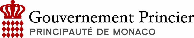 logo gouvernement princier de monaco