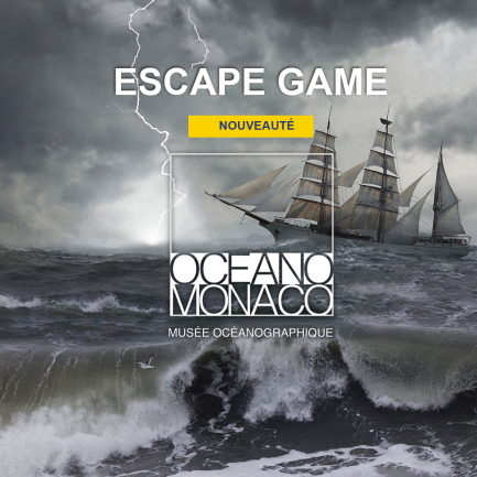 Escape Game du Musé Océanographique
