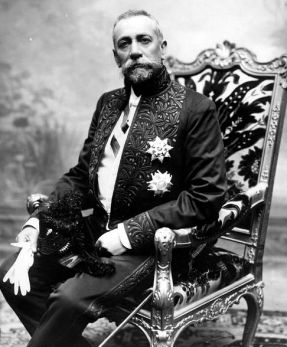 Prince Albert Ier